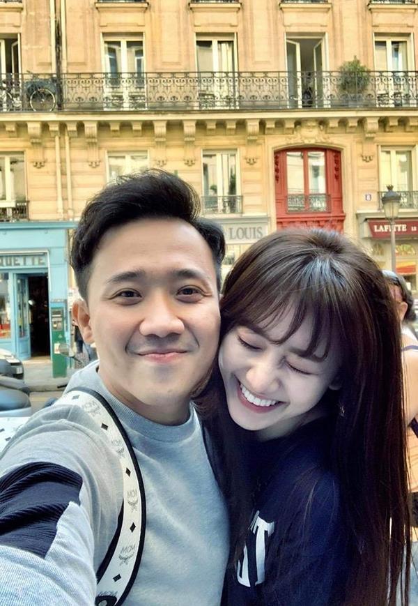 Trấn Thành và Hari Won là một trong những cặp đôi hạnh phúc nhất trong thời điểm hiện tại của showbiz Việt