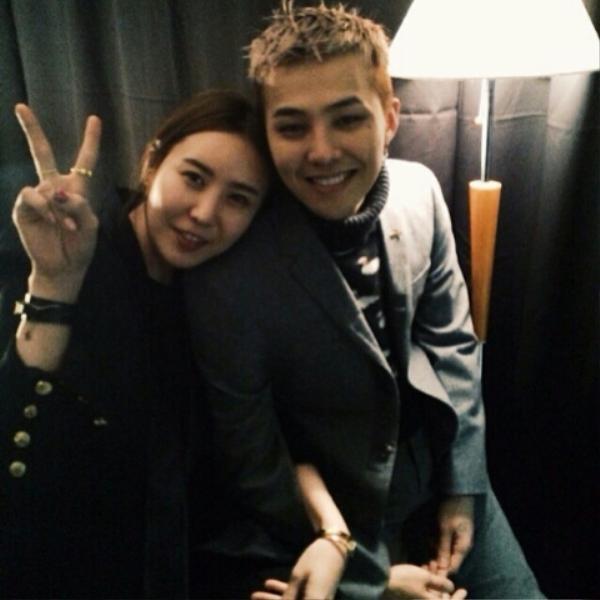 Chị gái G-Dragon và tài tử Hwarang Kim Min Joon xác nhận hẹn hò ảnh 6
