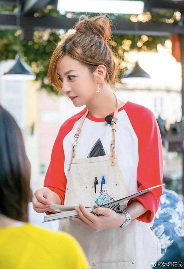 Vì sao Triệu Vy vẫn xinh đẹp như gái 20 tuổi dù đã 43 tuổi? ảnh 2