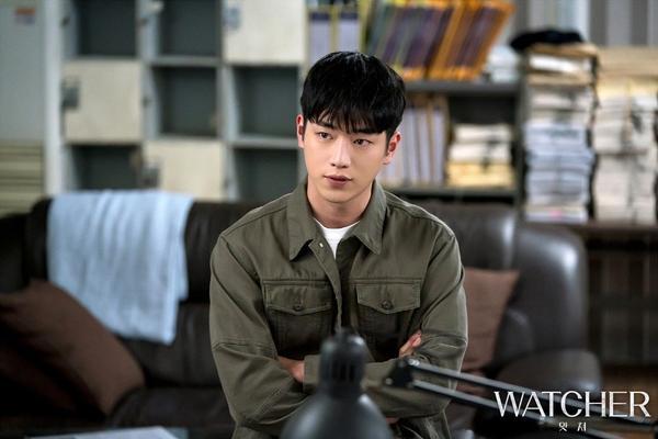 Seo Kang Joon hóa thân thành cảnh sát lôi cuốn trong 'Watcher' 4