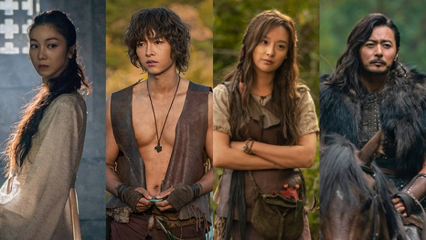 Dù bị chê nhưng đây vẫn là ba điểm sáng trong 2 tập đầu Arthdal Chronicles của Song Joong Ki ảnh 0