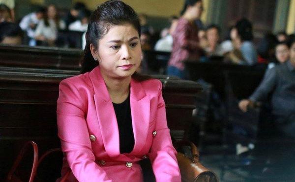 Bà Lê Hoàng Diệp Thảo buộc phải trả lại con dấu cho Công ty Trung Nguyên. Ảnh: báo Trí Thức Trẻ