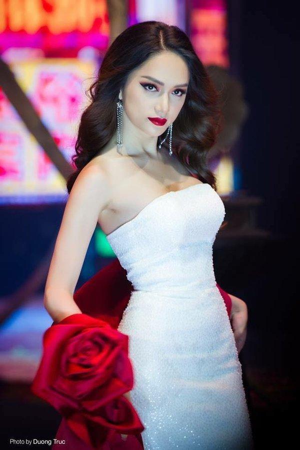 Hương Giang hiện là cái tên thường xuất hiện trong những show diễn lớn của các nhà thiết kế Việt Nam