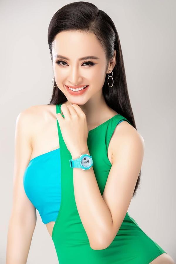 Ở ẩn lâu ngày, Angela Phương Trinh bỗng tung ảnh áo tắm nóng bỏng nhưng chẳng hề phô phang ảnh 8