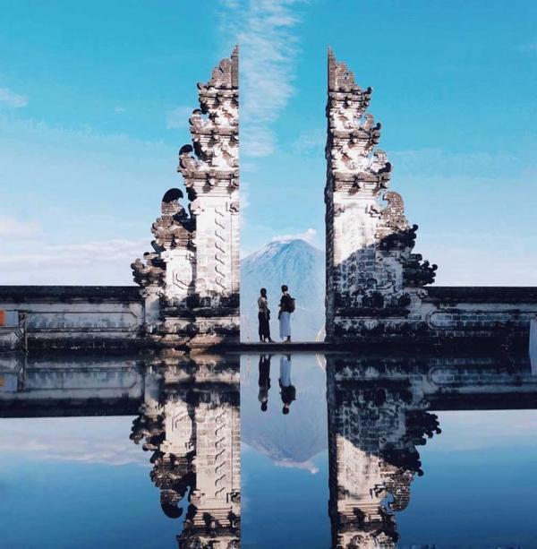 Xuất hiện cổng trời Bali ở Đà Lạt khiến dân tình tranh cãi: Đà Lạt đang dần mất chất hay đẹp lên từng ngày? ảnh 0