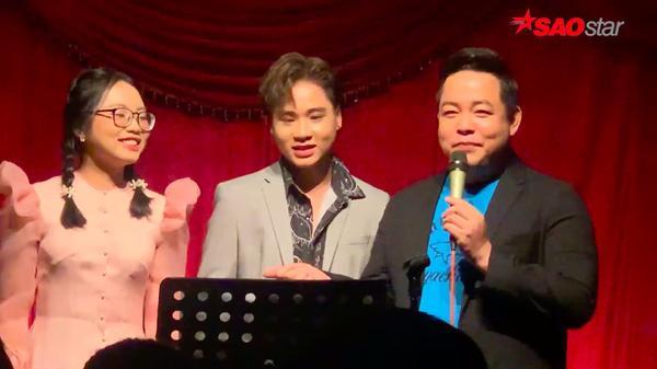 Quang Lê chia sẻ nam ca sĩ đã nhận Quang Nhật là con nuôi.
