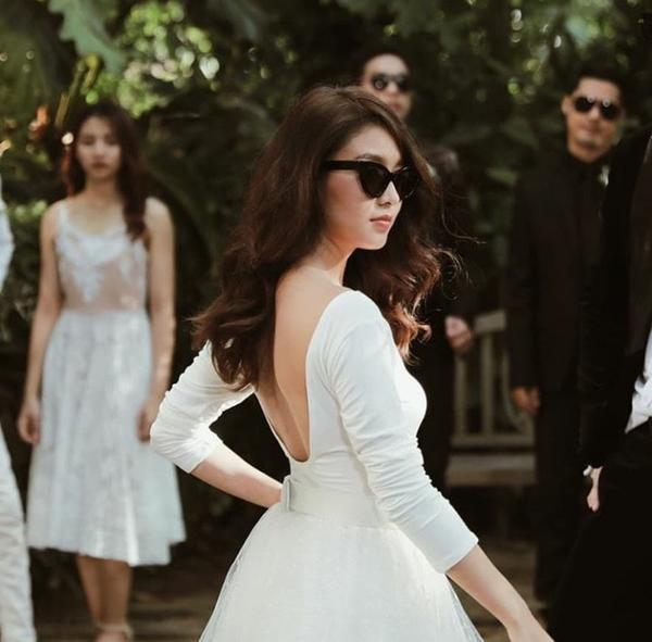 Cô dâu xinh đẹp Minta