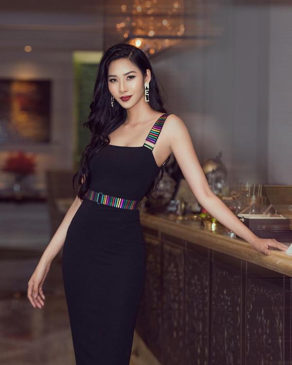 Mâu Thủy ghen tị với Hoàng Thùy khi không trở thành đại diện đi thi Miss Universe 2019 ảnh 2