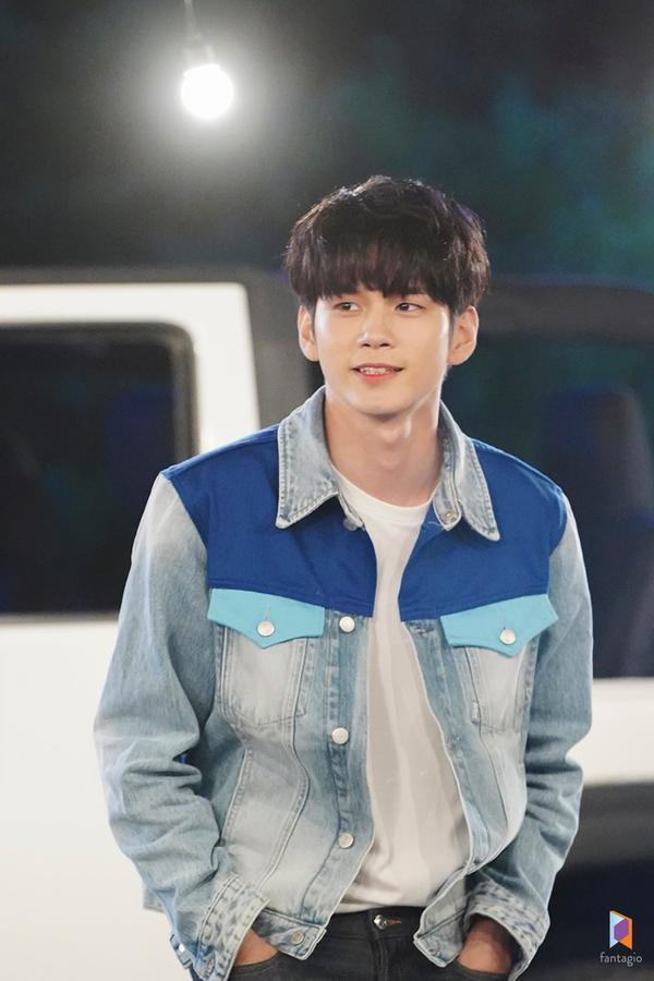Ong Seong Woo (Wanna One) sẽ là một diễn viên tiềm năng của điện ảnh Hàn Quốc ảnh 9