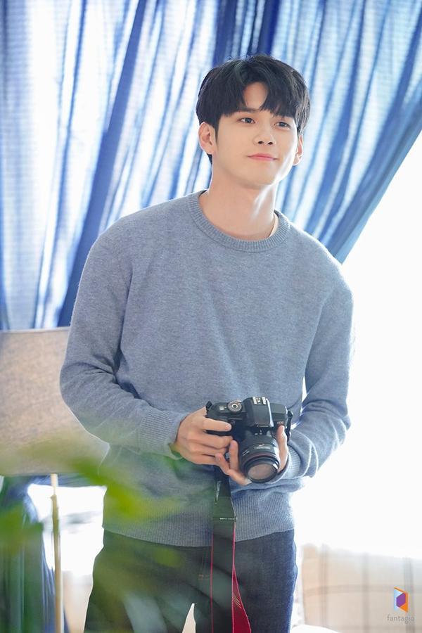 Ong Seong Woo (Wanna One) sẽ là một diễn viên tiềm năng của điện ảnh Hàn Quốc ảnh 27
