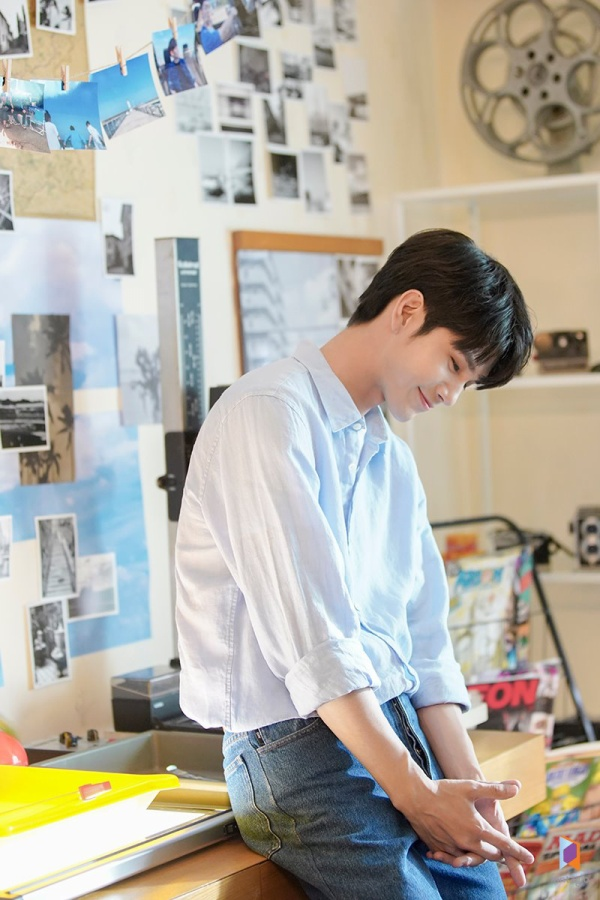 Ong Seong Woo (Wanna One) sẽ là một diễn viên tiềm năng của điện ảnh Hàn Quốc ảnh 31