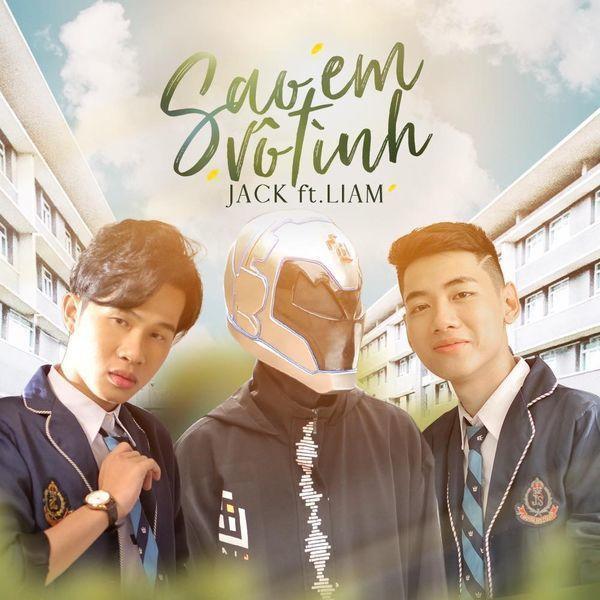 Jack, K-ICM và Liam trong sản phẩm Sao em vô tình.