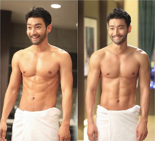 8 nam nghệ sĩ Hàn Quốc từ thân hình cò hương trở thành body 6 múi vạn người mê sau khi debut ảnh 4
