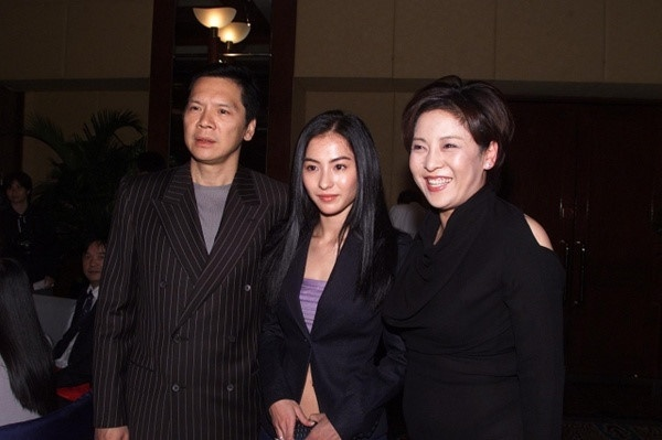 Vợ chồng Trần Lam – Hướng Hoa Cường cùng Trương Bá Chi