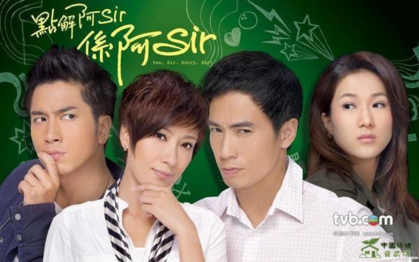 Những nữ diễn viên TVB đẹp không ngờ khi để tóc ngắn ảnh 17