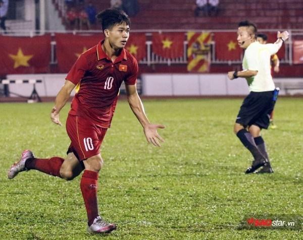Công Phượng ghi bàn nhiều nhất Việt Nam trong 2 năm qua.