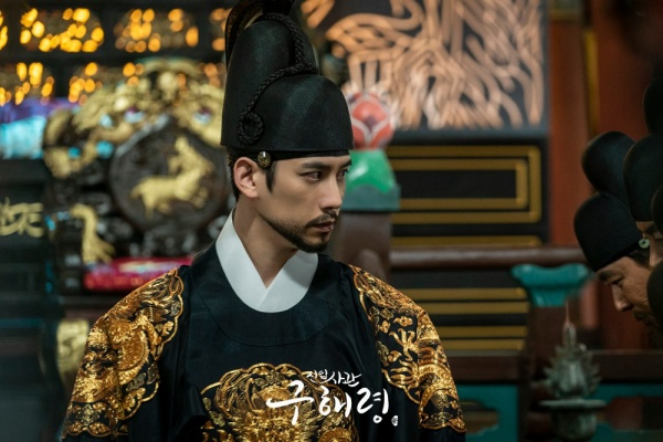 "[K-Drama]: ""Rookie Historian Goo Hae Ryung"" revealed the character shaping of Park Ki Woong"