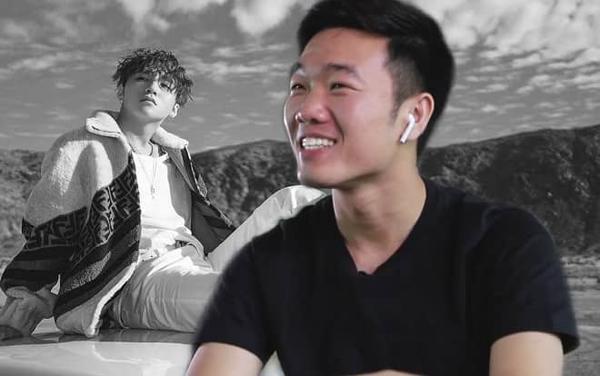 Mải phiêu theo beat nhạc, Xuân Trường bất ngờ hé lộ lời bài hát 'Hãy trao cho anh' của Sơn Tùng M-TP.