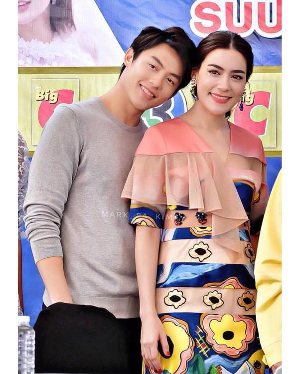 Xếp hạng rating 5 bộ phim truyền hình ấn tượng của cặp đôi Vàng màn ảnh Thái Lan Mark Prin và Kimmy Kimberley ảnh 4
