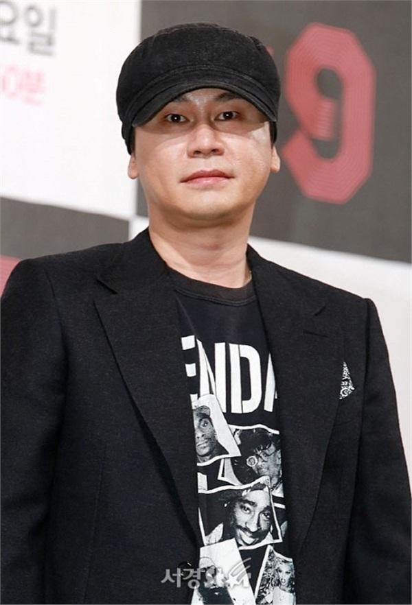Chỉ với một hành động nhỏ, Koo Jun Hoe (iKON) thể hiện rõ thái độ phản đối Yang Hyun Suk, nghiêng về phía B.I ảnh 1