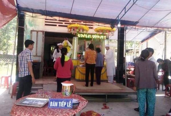 Nhà ông Tô Văn Mai - nơi xảy ra vụ việc đau lòng. Ảnh: báo Vietnamnet.