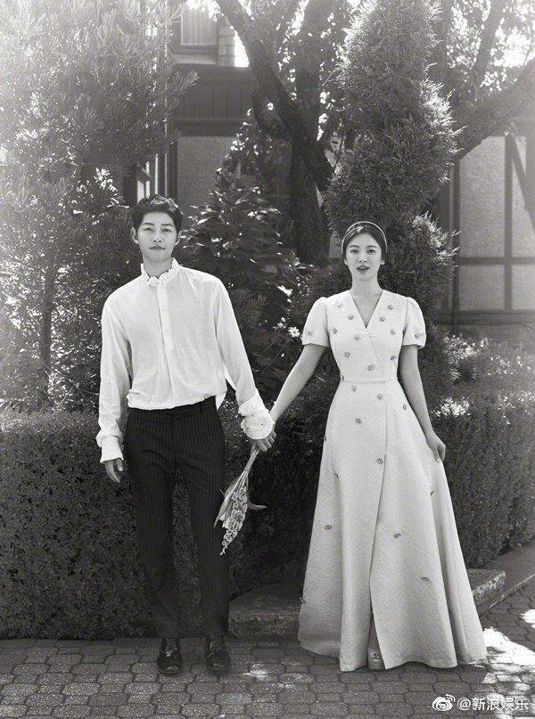 Những điểm giống nhau giữa hai cặp đôi ly hôn Lưu Khải Uy  Dương Mịch và Song Hye Kyo Song Joong Ki ảnh 0