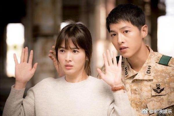 Những điểm giống nhau giữa hai cặp đôi ly hôn Lưu Khải Uy  Dương Mịch và Song Hye Kyo Song Joong Ki ảnh 2