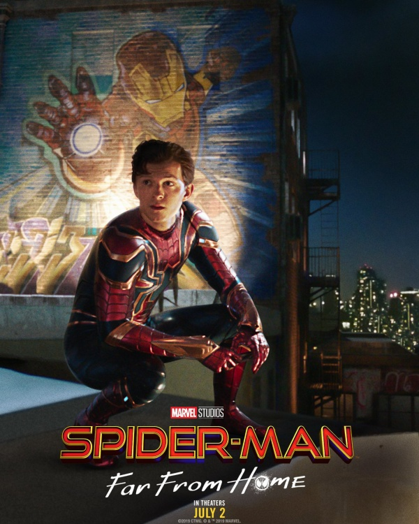 Peter Parker khép lại Phase 3 với Spider-Man: Far From Home.