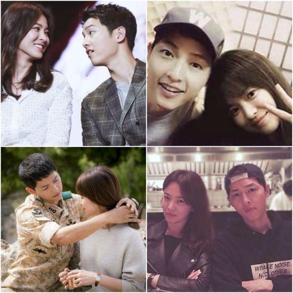 Song Joong Ki  Song Hye Kyo phủ nhận mãi rồi cũng chia tay, Huỳnh Hiểu Minh  Angelababy bao giờ đến lượt? ảnh 9