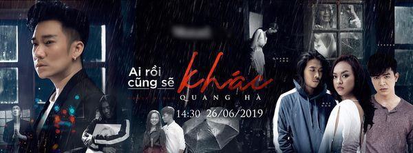 Poster MV Ai rồi cũng sẽ khác.