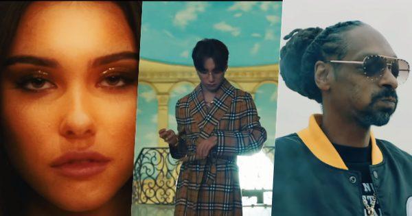 Tối 27/6, Sơn Tùng cho biết video nhạc sắp ra mắt có sự tham gia của 2 ngôi sao đình đám Rapper Snoop Dogg và Madison Beer. Trong đó, Madison Beer là người đẹp quốc tế tiếp theo hợp tácSơn Tùng M-TPsau sao Thái Lan - Mai Davika.