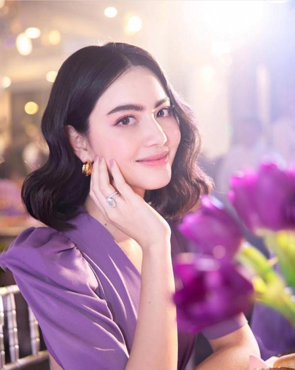 Mọi thứ cần biết về ma nữ xinh đẹp nhất màn ảnh Thái lan Mai Davika Hoorne ảnh 20