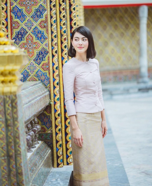 Mọi thứ cần biết về ma nữ xinh đẹp nhất màn ảnh Thái lan Mai Davika Hoorne ảnh 9
