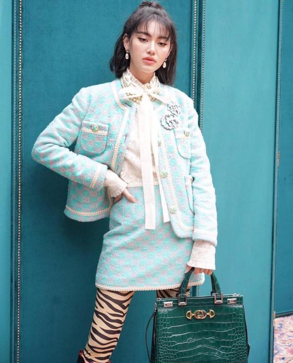 Mọi thứ cần biết về ma nữ xinh đẹp nhất màn ảnh Thái lan Mai Davika Hoorne ảnh 10