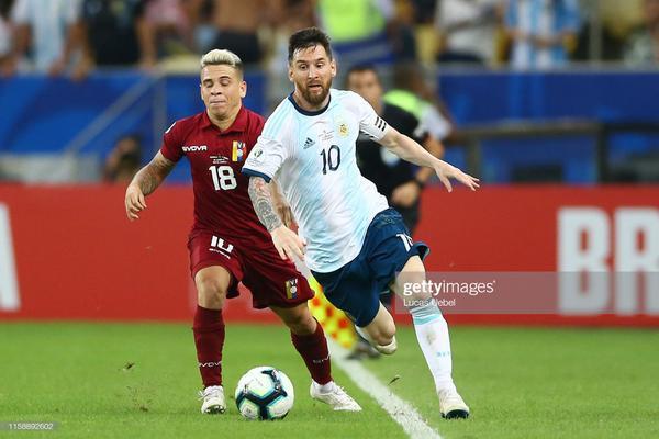 Messi đang có phong độ không tốt ở Copa America 2019.