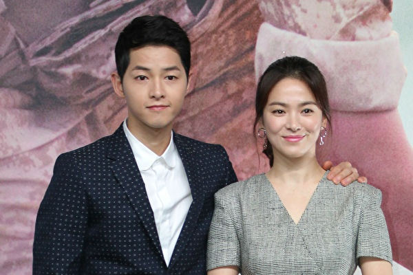 [K-Star]: Song Joong Ki's Fan affirmed He doesn't negative Song Hye Kyo and Park Bo Gum's adultery