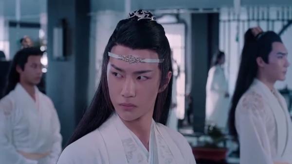 Fan lập tức chế ra loạt biểu cảm của Lam Vong cơ khi chứng kiến.