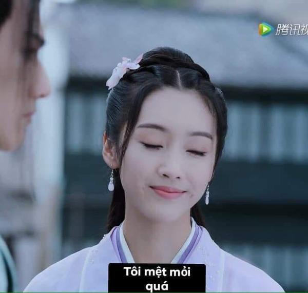 Giang Yếm Ly sư tỷ.