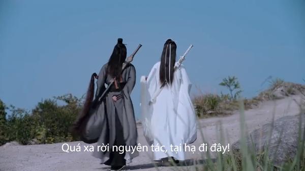 Đôi tri kỷ Tống Lam - Hiểu Tinh Trần.