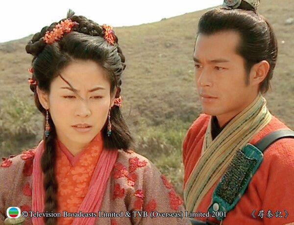 Những cặp tình nhân yêu đi yêu lại vẫn không khiến khán giả nhàm chán trên màn ảnh TVB (Phần 1) ảnh 7