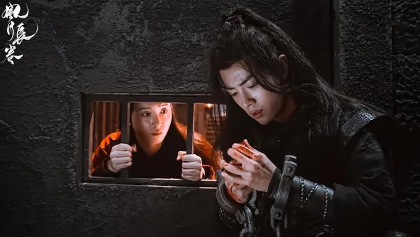 Trần tình lệnh tập 11+12: Nổi da gà với diễn xuất của Tiêu Chiến trong vai Ngụy Vô Tiện ở phân cảnh đối đầu chó dữ ảnh 44