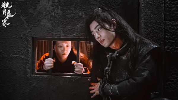 Trần tình lệnh tập 11+12: Nổi da gà với diễn xuất của Tiêu Chiến trong vai Ngụy Vô Tiện ở phân cảnh đối đầu chó dữ ảnh 45