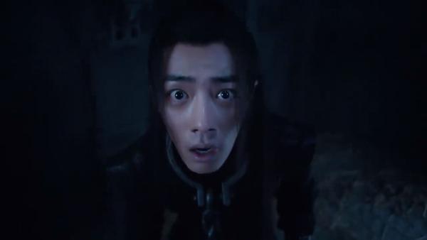 Trần tình lệnh tập 11+12: Nổi da gà với diễn xuất của Tiêu Chiến trong vai Ngụy Vô Tiện ở phân cảnh đối đầu chó dữ ảnh 31