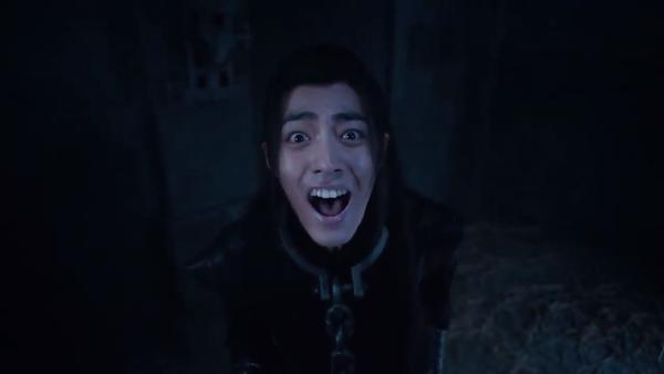 Trần tình lệnh tập 11+12: Nổi da gà với diễn xuất của Tiêu Chiến trong vai Ngụy Vô Tiện ở phân cảnh đối đầu chó dữ ảnh 32