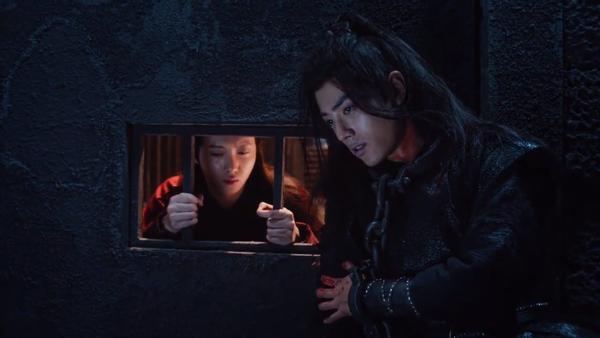 Trần tình lệnh tập 11+12: Nổi da gà với diễn xuất của Tiêu Chiến trong vai Ngụy Vô Tiện ở phân cảnh đối đầu chó dữ ảnh 36