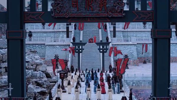 Trần tình lệnh tập 11+12: Nổi da gà với diễn xuất của Tiêu Chiến trong vai Ngụy Vô Tiện ở phân cảnh đối đầu chó dữ ảnh 37