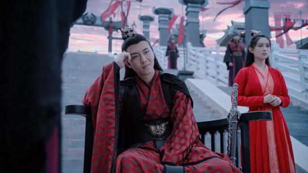 Trần tình lệnh tập 11+12: Nổi da gà với diễn xuất của Tiêu Chiến trong vai Ngụy Vô Tiện ở phân cảnh đối đầu chó dữ ảnh 39