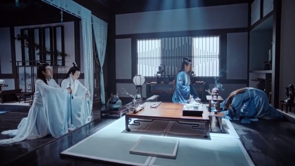 Trần tình lệnh tập 11+12: Nổi da gà với diễn xuất của Tiêu Chiến trong vai Ngụy Vô Tiện ở phân cảnh đối đầu chó dữ ảnh 3