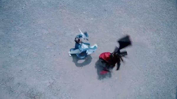 Trần tình lệnh tập 11+12: Nổi da gà với diễn xuất của Tiêu Chiến trong vai Ngụy Vô Tiện ở phân cảnh đối đầu chó dữ ảnh 4