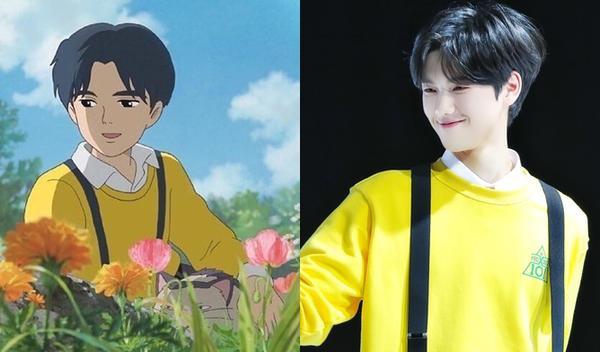 Produce X 101: Kang Minhee  Tiên cá bước ra từ truyện tranh với giọng hát ngọt ngào ảnh 9